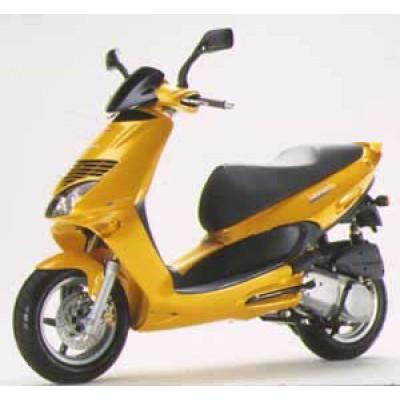 LEONARDO 125 1999-2001
