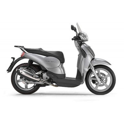 SCARABEO 125 LIGHT 2009-2012 (Euro 3)