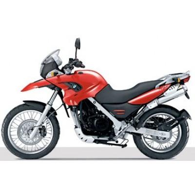 G650 GS 2009-2010