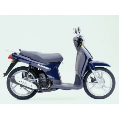 SH 100 Scoopy 2T Air cooled 1996-2001