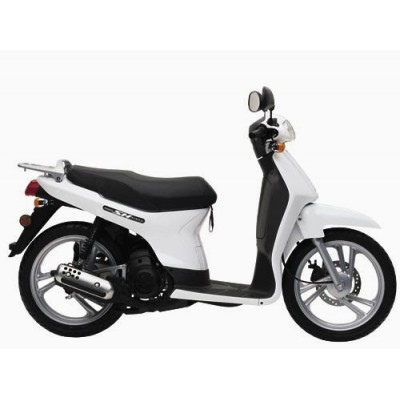 SH 50 Scoopy 2T Air cooled 2001-2003