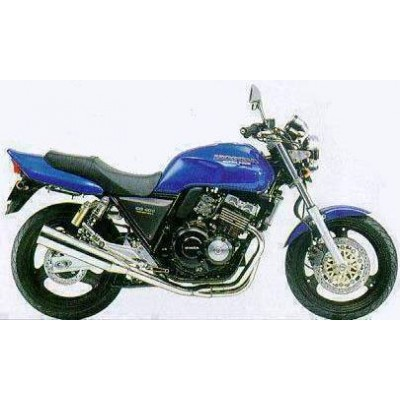 CB 400 Super Four (F2N/F2R) NC31 1992-1996