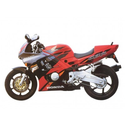 CBR 600F 1995-1996