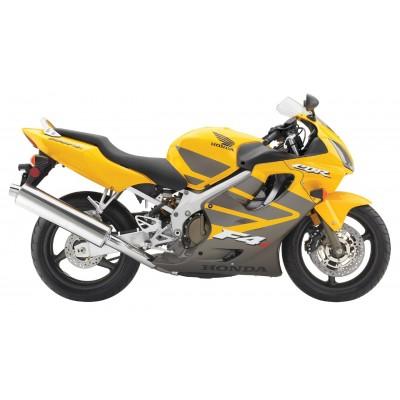 CBR 600F 2002-2007