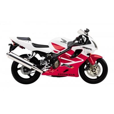 CBR 600FI 2001-2003