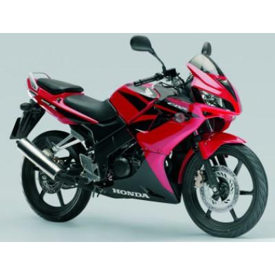CBR 125 2007-2010