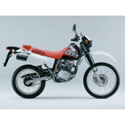 XL 125R 1998-2001