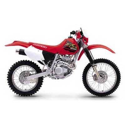 XR 250R 1996-2004