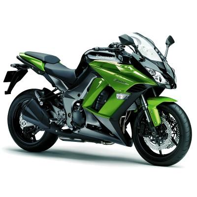 Z1000 SX (ZR 1000 GBF/GCF) 2011-2013
