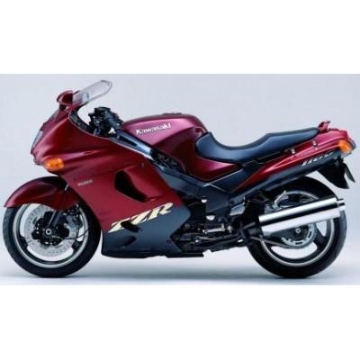 ZZR 1100 (D8-D9) 2000-2001