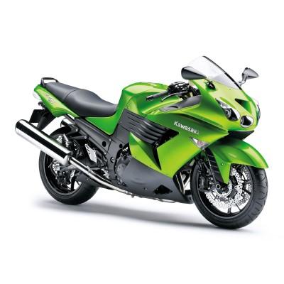 ZZR 1400 / ZZR 1400 ABS 2011