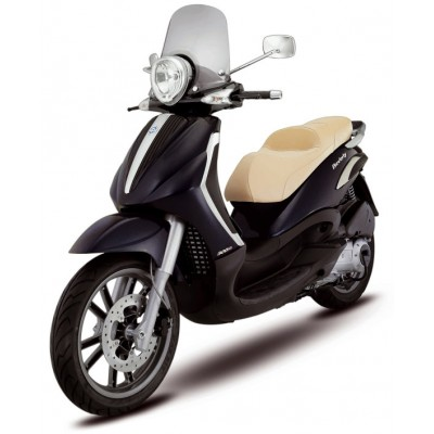 BEVERLY 125 ie / BEVERLY 125 ie TOURER 2010-2011