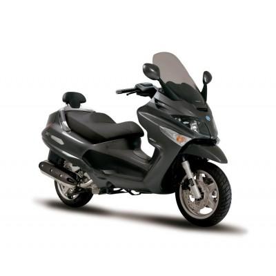X-EVO 400 ie 2007-2010