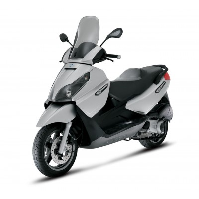 X7 125 2008-2011