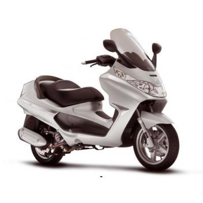 X8 125 2005-2006