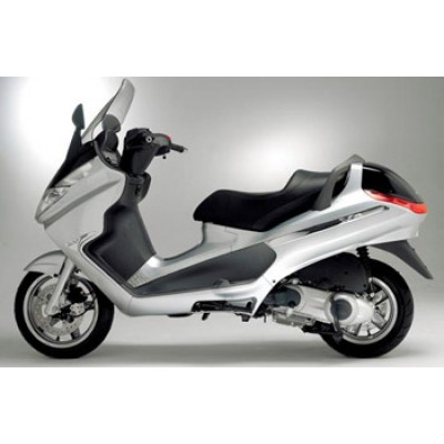 X8 200 2006-2007 (Heng Tong Δαγκάνες)