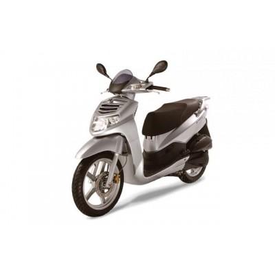 HD 125 ie EVO 2008-2013
