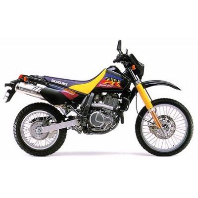 DR 650SE-T,V,W,X,Y,K1-K9,L0 1996-1997