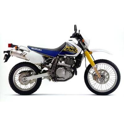 DR 650SE-T,V,W,X,Y,K1-K9,L0 1998-2010