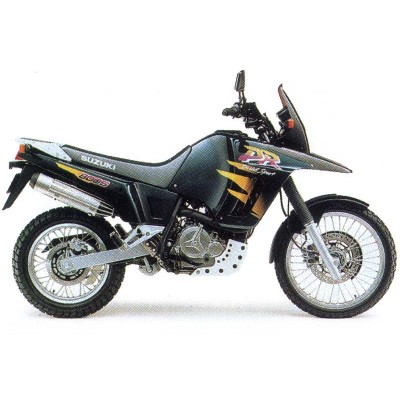 DR 800 1994-1997