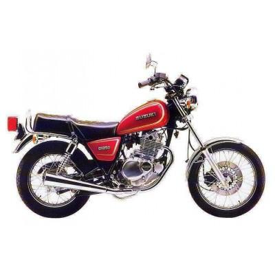 GN 250 1985-1988