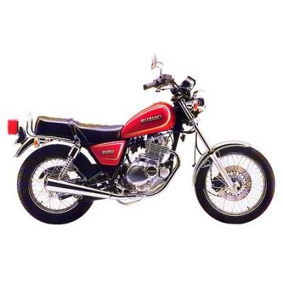 GN 250 1989-1992