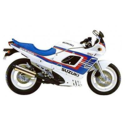 GSX 600F (Αρ. πλαισίου GN72B) 1990-1991