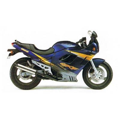 GSX 600F 1996-1997