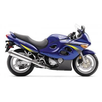 GSX 600F 2001-2002