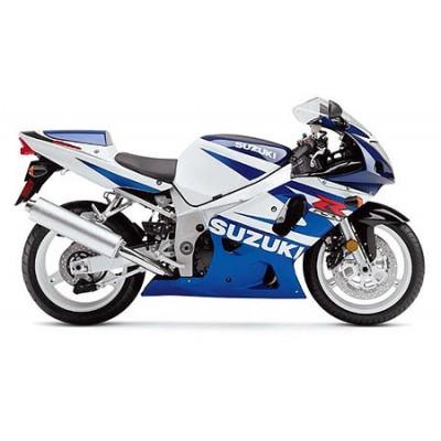 GSXR 600 2001-2003