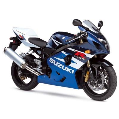 GSXR 600 2004-2005