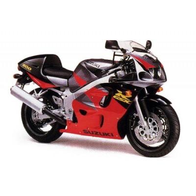 GSXR 600 V 1997