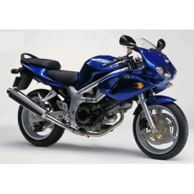 SV 650 1999-2002