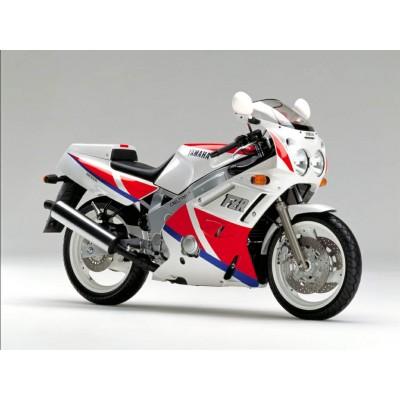 FZ 600 1987-1989