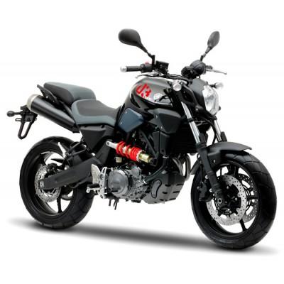 MT-03 660 2011-2012