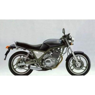 SRX 600 1985-1987