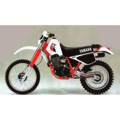 TT 600N 1985-1988