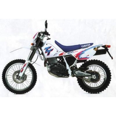 TT 600S 1993-1995