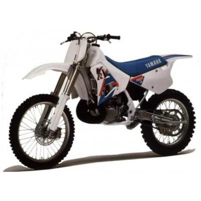 WR 250Z 1991-1992