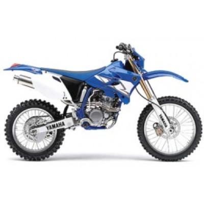 WRF 250 2003-2004