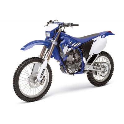 WRF 250 2005