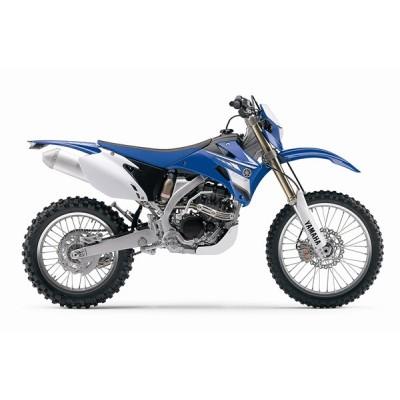 WRF 250 2008