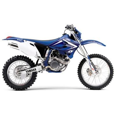WRF 250 2009