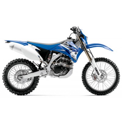 WRF 250 2010-2013