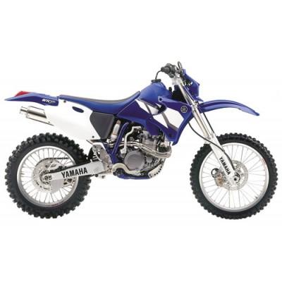 WRF 400 2001-2002
