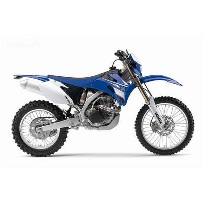 WRF 450 2008