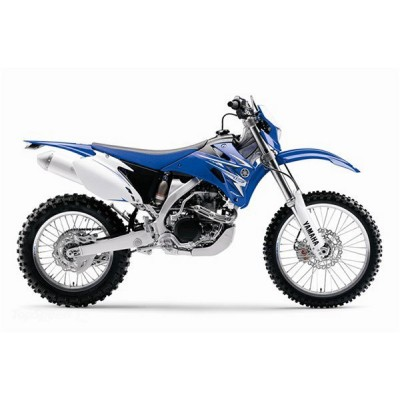 WRF 450 2009