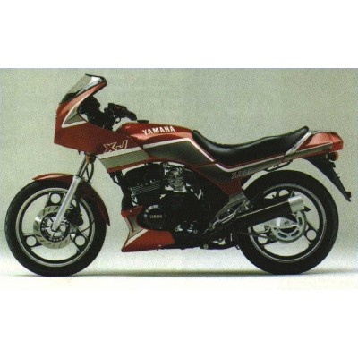 XJ 600 1986-1988