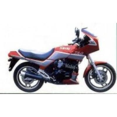 XJ 600 1989-1990