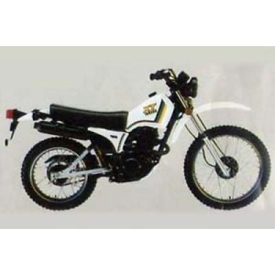 XT 125 (2YE) 1988-1990